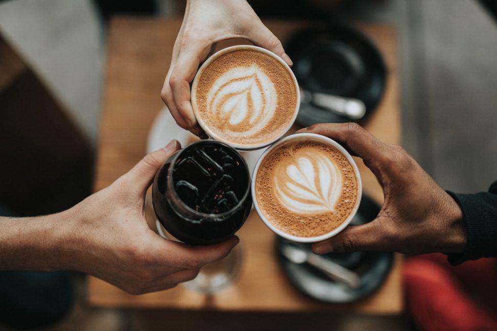 koffie drankjes melk cappucino